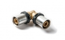 Press-Kupplung für CTX Kupferrohr Winkel 90°